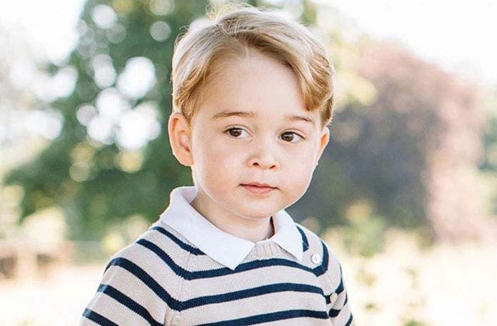 Prince George Alexander Louis | The richest kid in the world