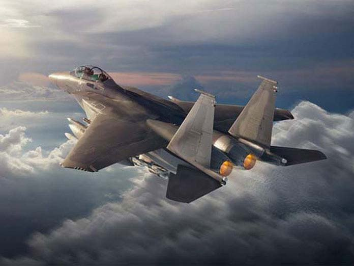 Top 10 Most Incredible and Advanced Fighter Jets In The World In