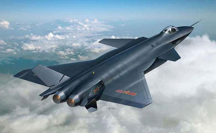 Top 10 Most Incredible and Advanced Fighter Jets In The World In 2020