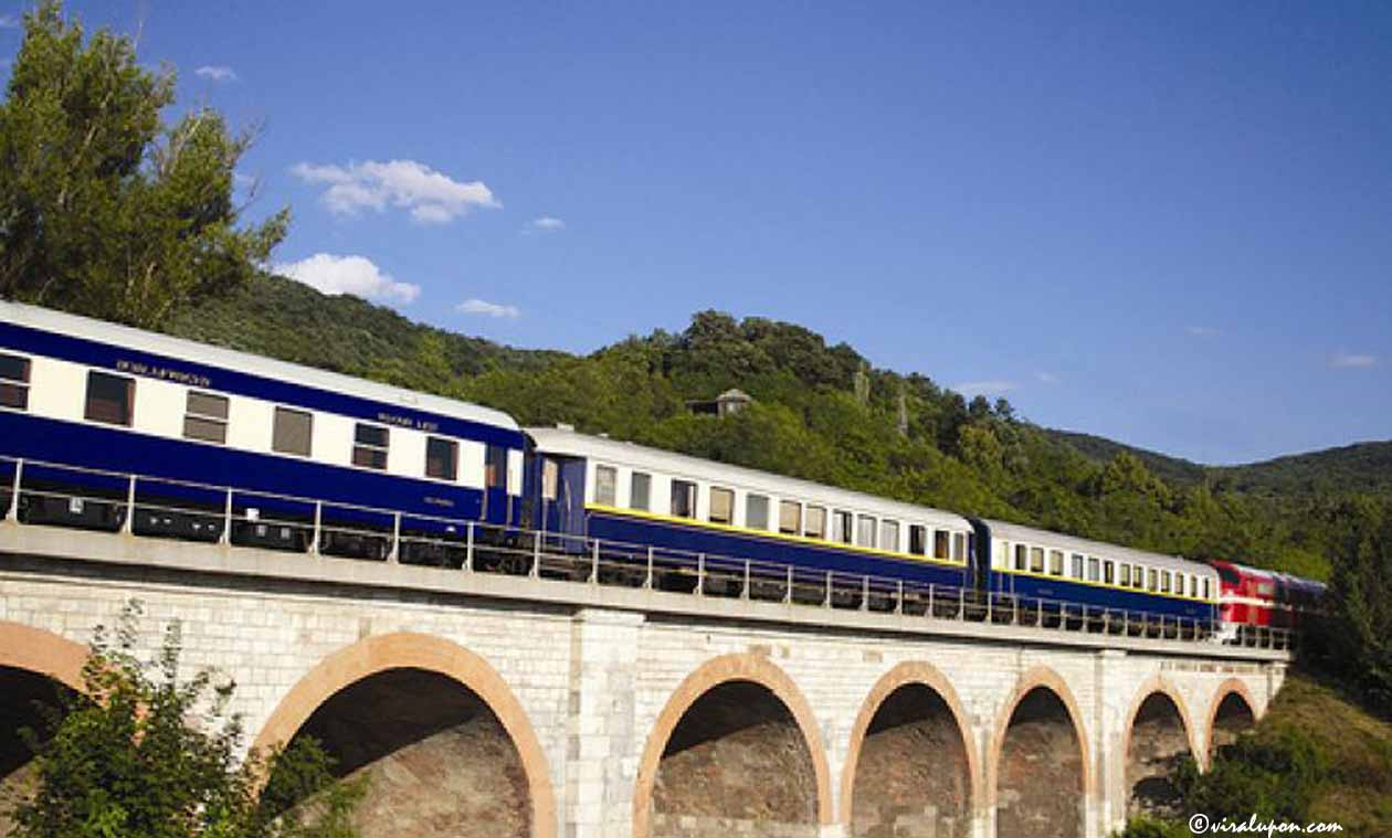 Golden Eagle Danube Express at Europe | Astonishing train ride