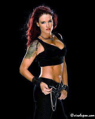 LITA-one of best wwe female wrestlers