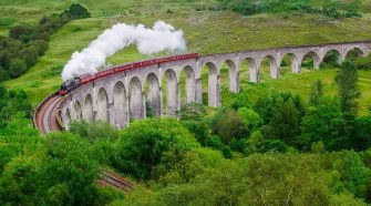 9+ prettiest railway trips in the world that makes pleasant