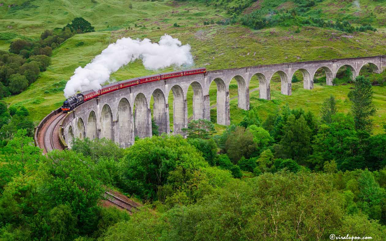 West Highland Line   Great train journey in the World