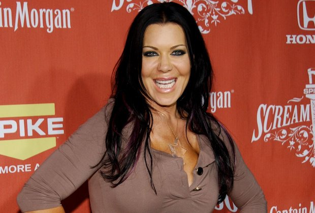 Chyna-one of the best wwe female wrestlers who don't exist in world
