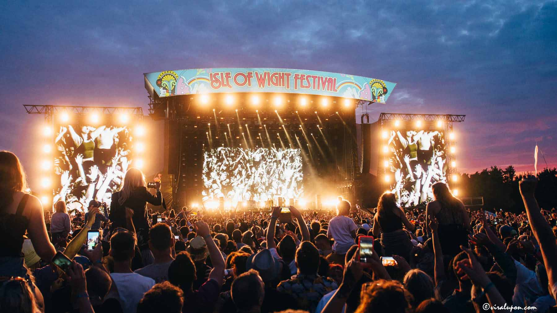 Isle of Wight Festival | Country music festival