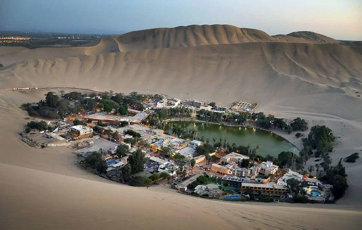 Huacachina, Peru-Places to see before death