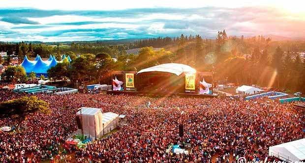 T in the Park | Best Country Music festivals in the world