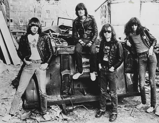 Top rock bands of all time -Ramones