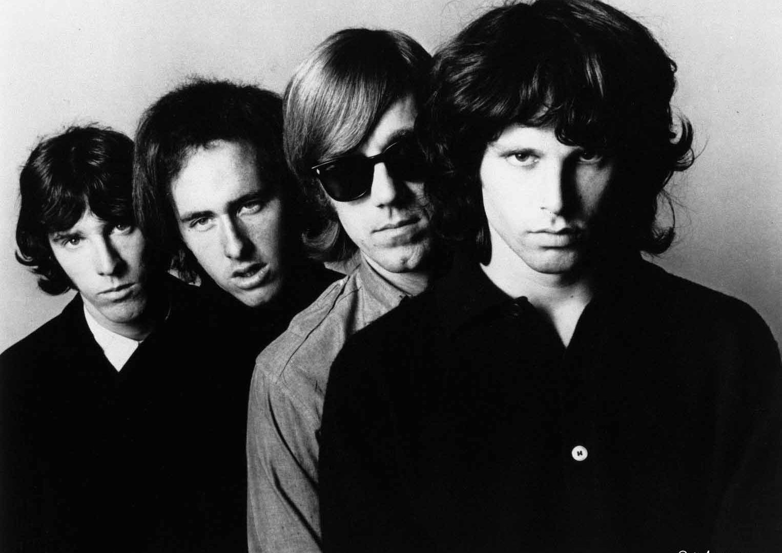Greatest rock band ever-The Doors