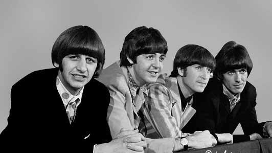 Top rock bands of all time-The Beatles (1960 – 1970)