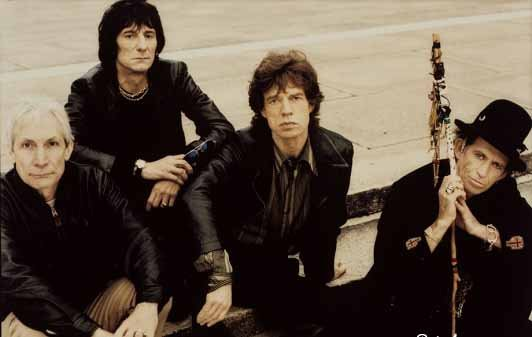 top rock bands of all time- The Rolling Stones (1962 – Present)