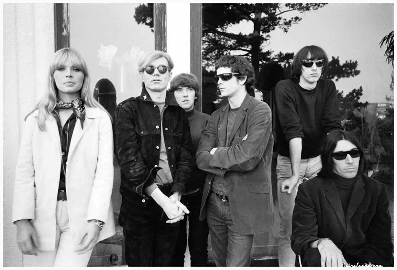 The greatest rock band of all time-Velvet Underground