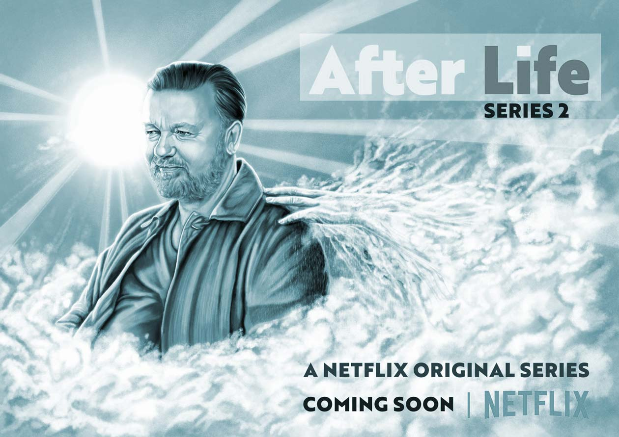 AFTER LIFE 2 | new releasing dramas on Netflix 2020