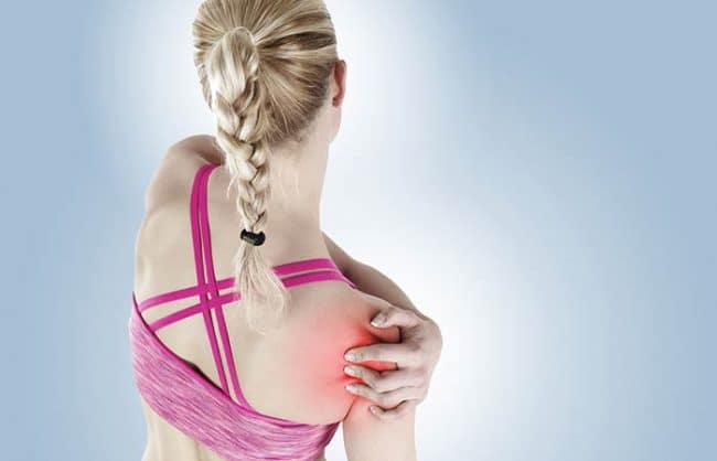 4. To Reduce Shoulder Pain