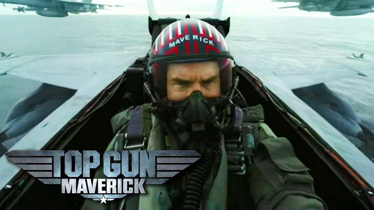 TOP GUN | BEST ACTION MOVIES 2020