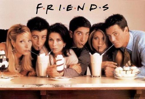 Friends | Most popular TV shows of all time