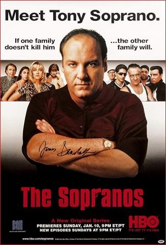 The Sopranos | Most popular TV shows of all time