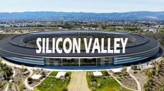 Silicon valley tech companies! Where people walks & talks with technology
