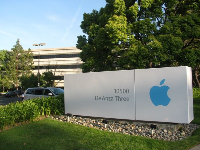 Apple | top high tech companies in silicon valley