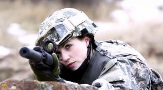 10 Most Attractive Female Armed Forces in the World – WondersList