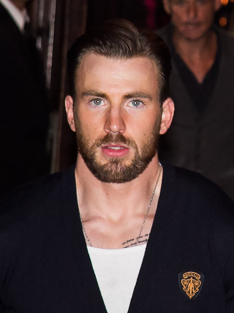 Chris Evans | the most handsome man in the world
