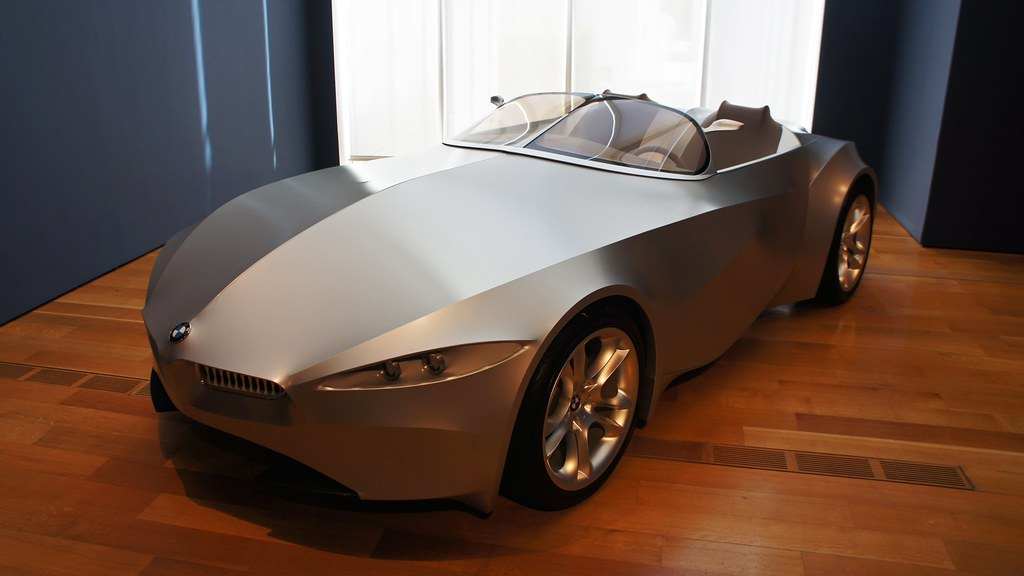 2001 BMW GINA | Weirdest looking cars ever-strangest cars in the world