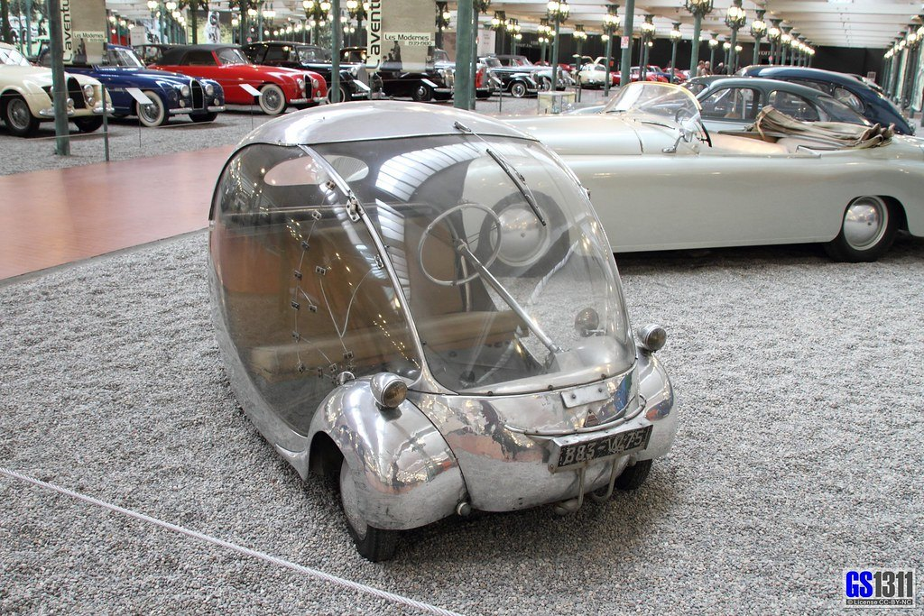 13 Most Weird Looking Cars Ever Made - Strangest Vehicles