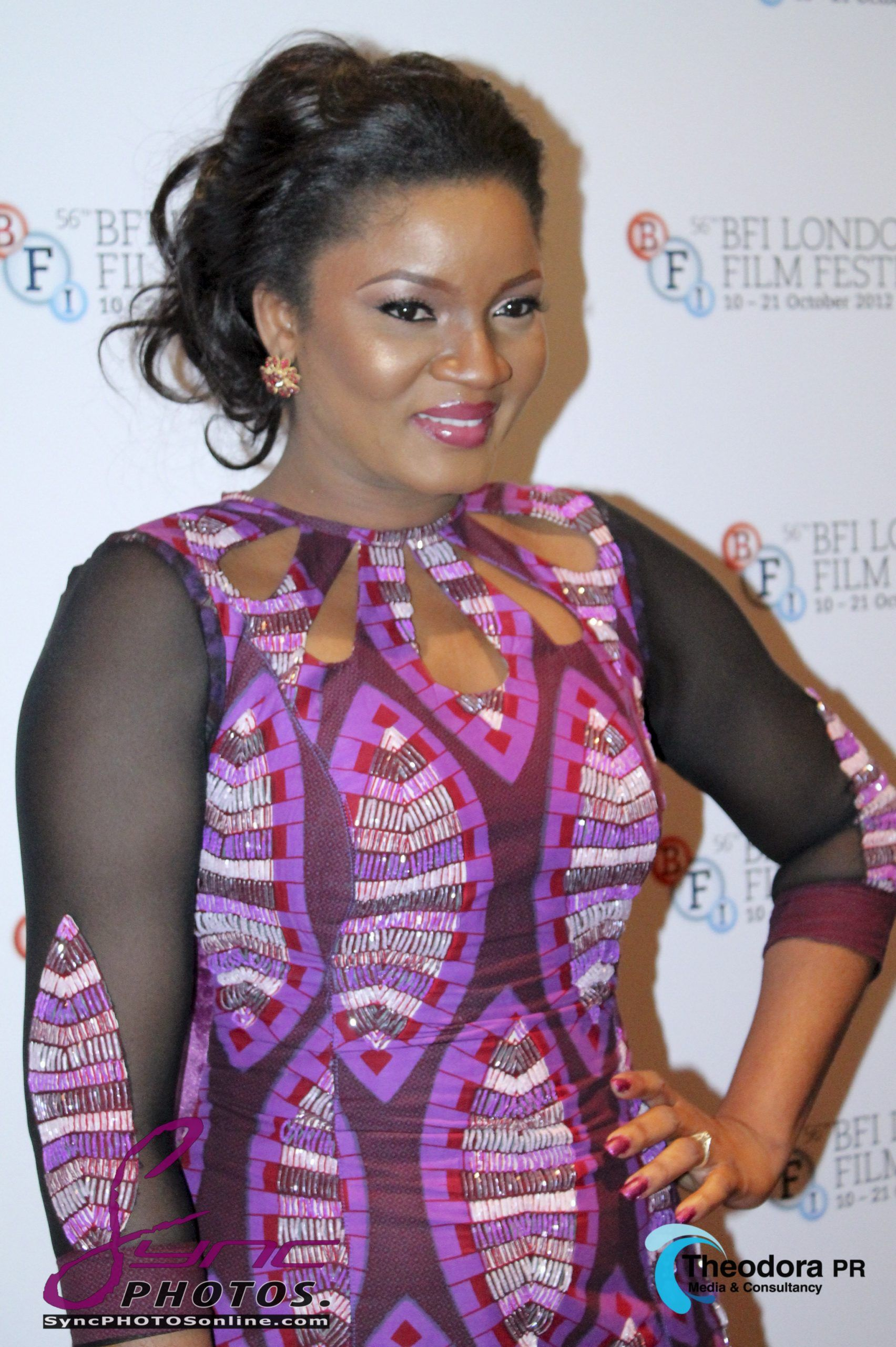 Omotola Jalade Ekeinde--best african actresses of all time