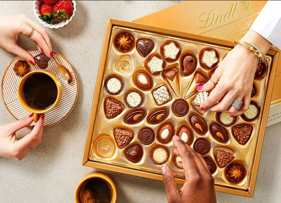 Lindt & Sprüngli | Largest Chocolate Manufacturers in The World