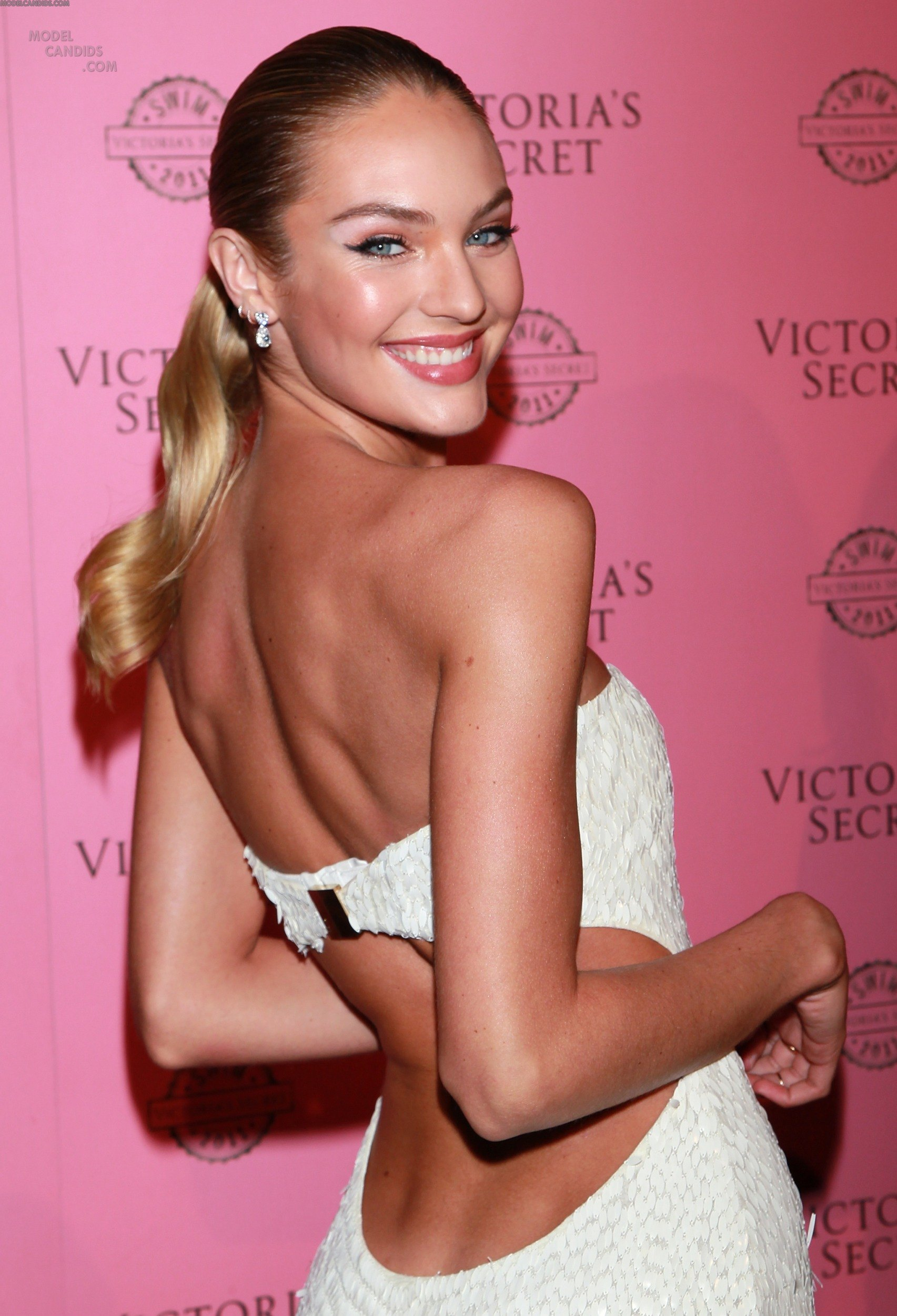 Candice Swanepoel | one of the highest paid models