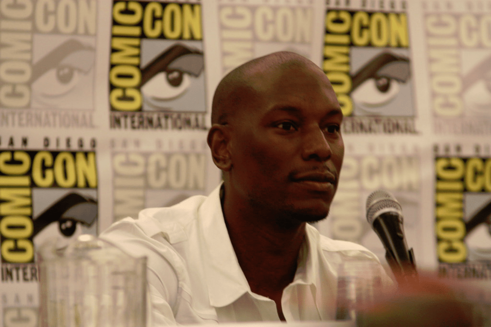 Tyrese Gibson | famous black male singers